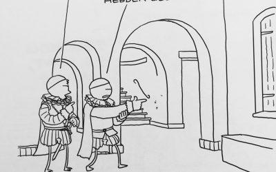 Fokke & Sukke schrijven geschiedenis